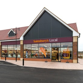 Great Denham Bedford Retail Scheme Mascot Management