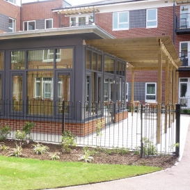 Cheshire County Council Care Homes